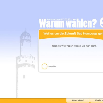 CDU: Warum wählen?